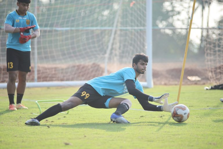 Official – Goalkeeper Manas Dubey joins TRAU FC on loan
