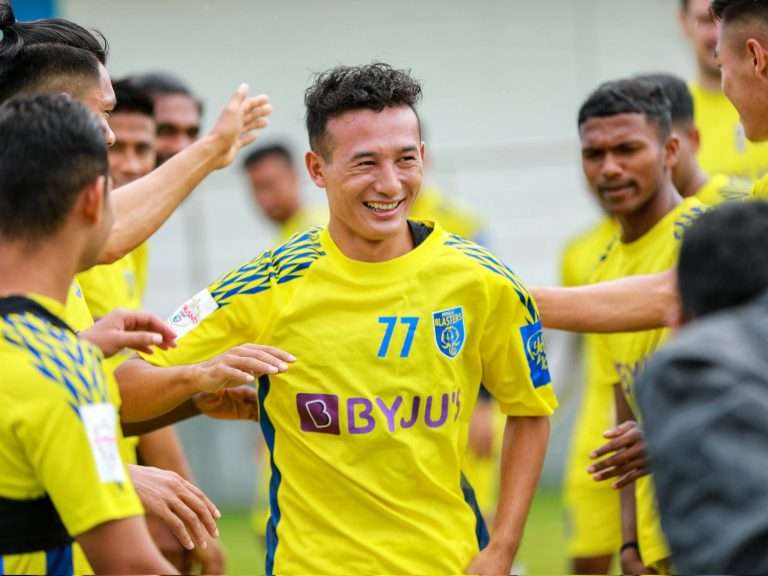 Chencho Gyeltshen – It is my dream to play in front of the huge Kerala Blasters crowd