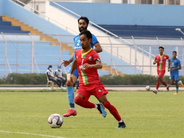 I-League – Phalguni Singh signs a two-year contract with Sreenidi Deccan FC with a release clause at the end of the first year