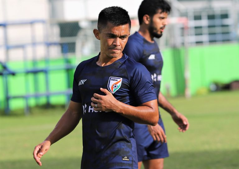 Sunil Chhetri – There will not be a single easy game for us