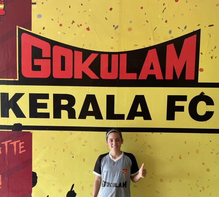 Adriana Tirado – I hope that I can impact Gokulam Kerala in the best way possible