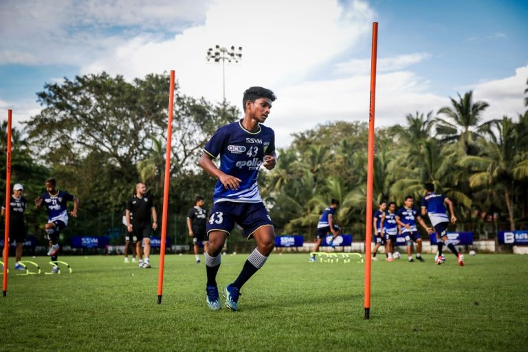 Balaji Ganesan – The Reserve League will help youngsters to break into the first team