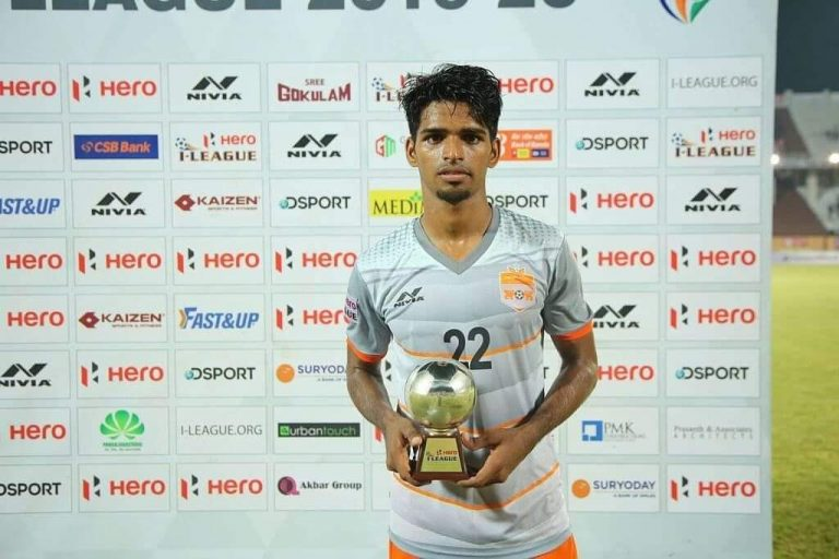 Sriram Boopathi – I have to learn a lot in football